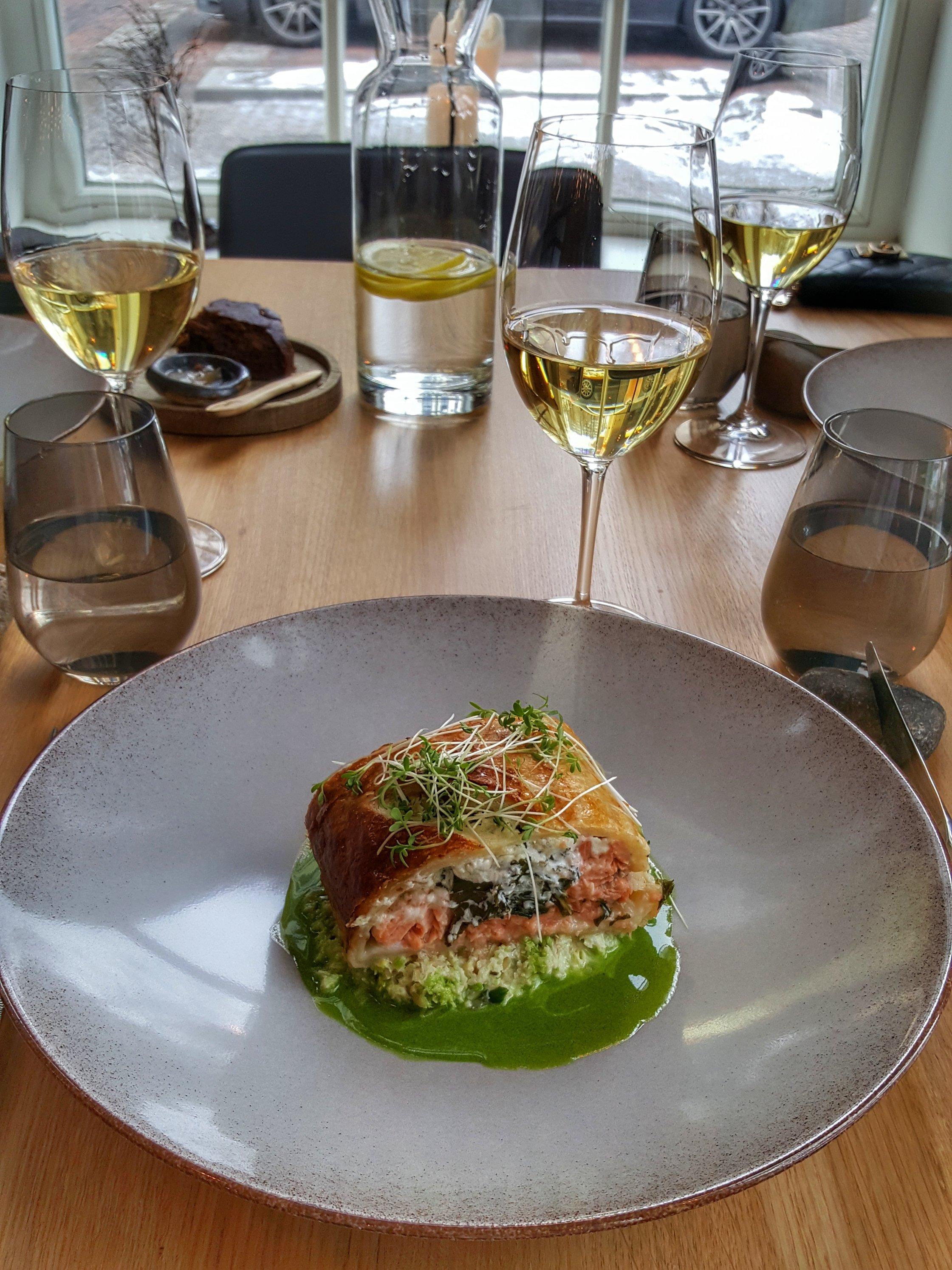 food culture Estonia Tallinn restaurant  wellness