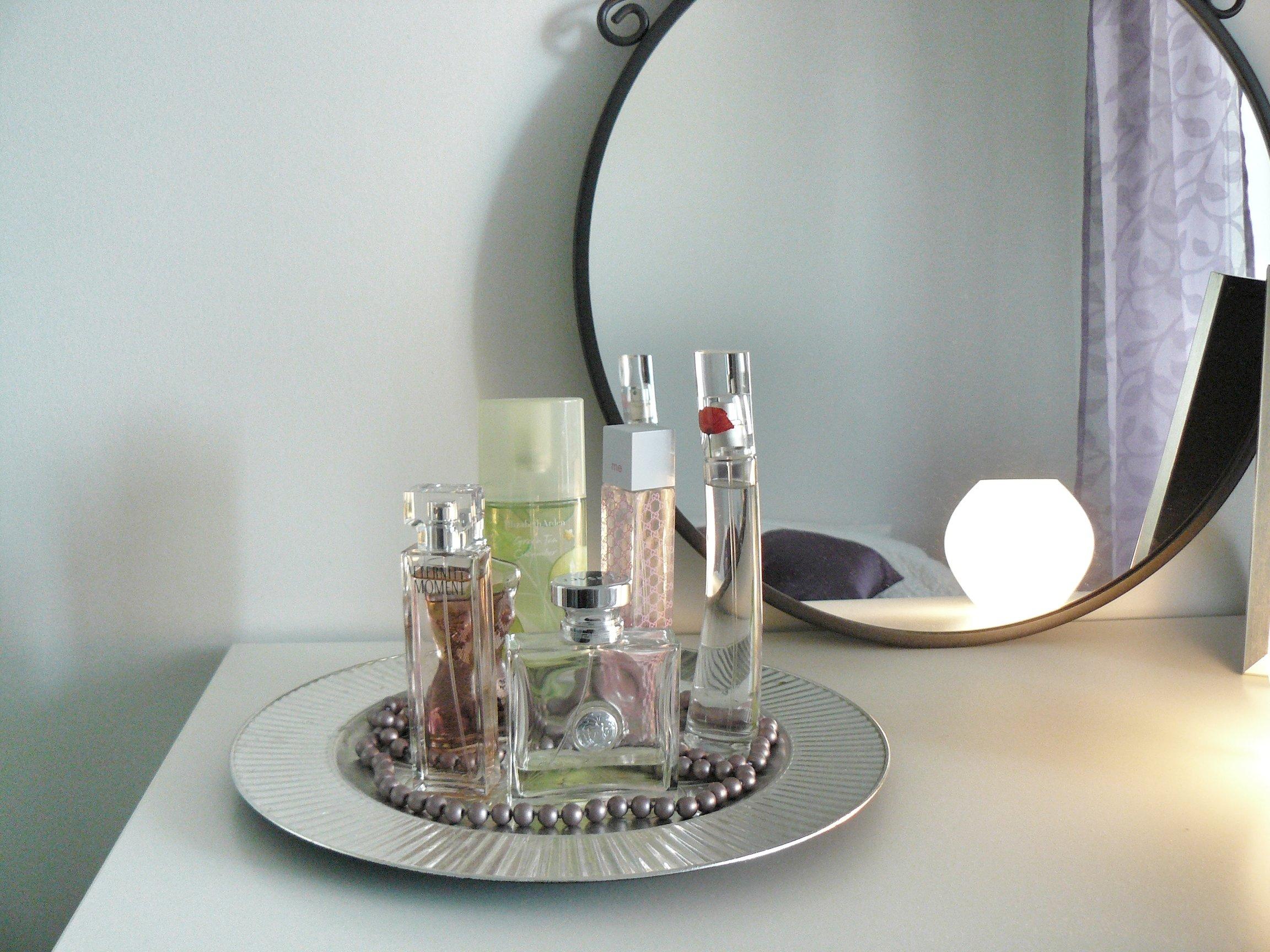 outlandish interior design details perfume