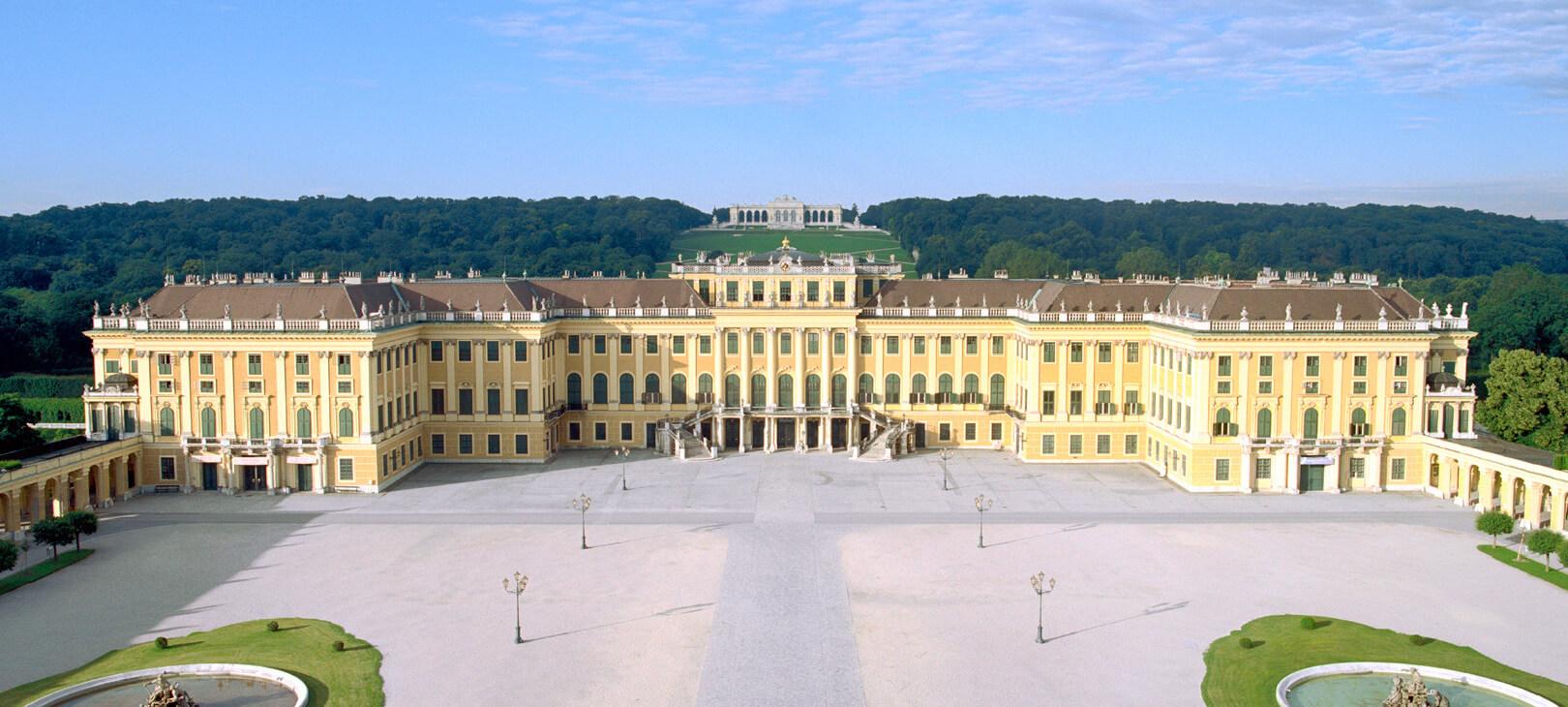 Outlandish blog traveling Vienna Austria Schönbrunn castle