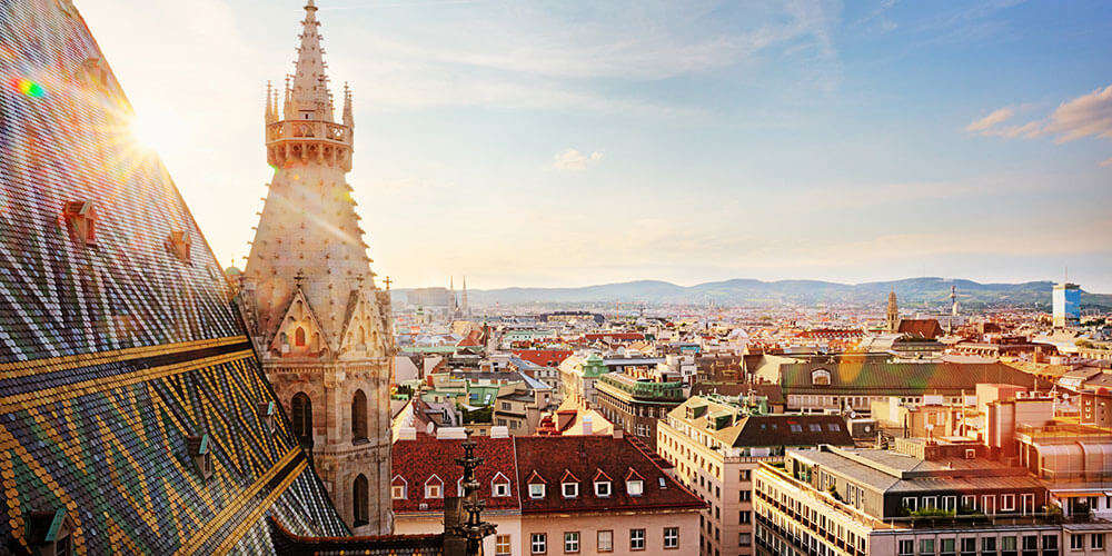 Outlandish blog traveling Vienna Austria Stephansdom cathedral