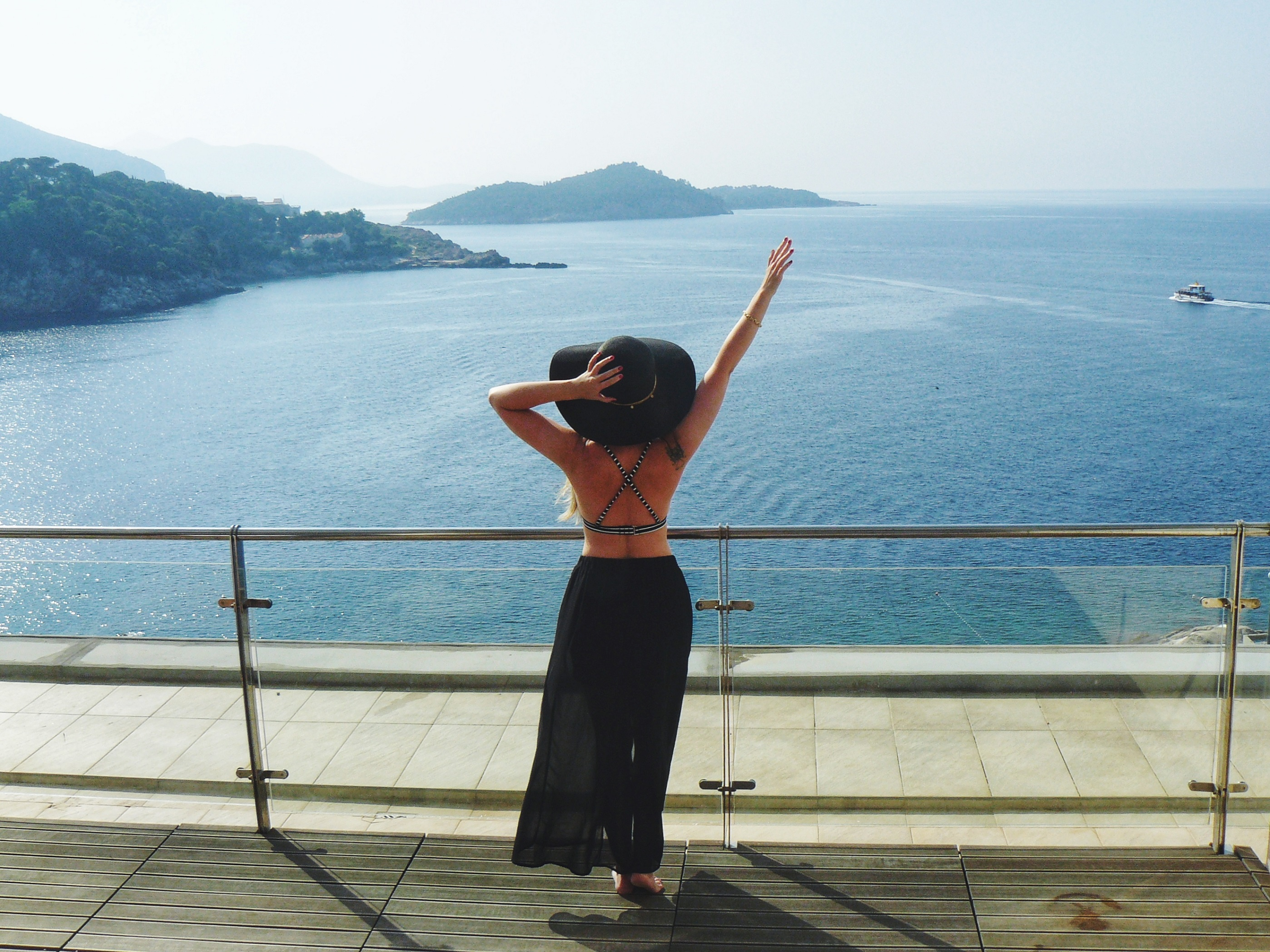 Outlandish blog summer essentials Dubrovnik Croatia