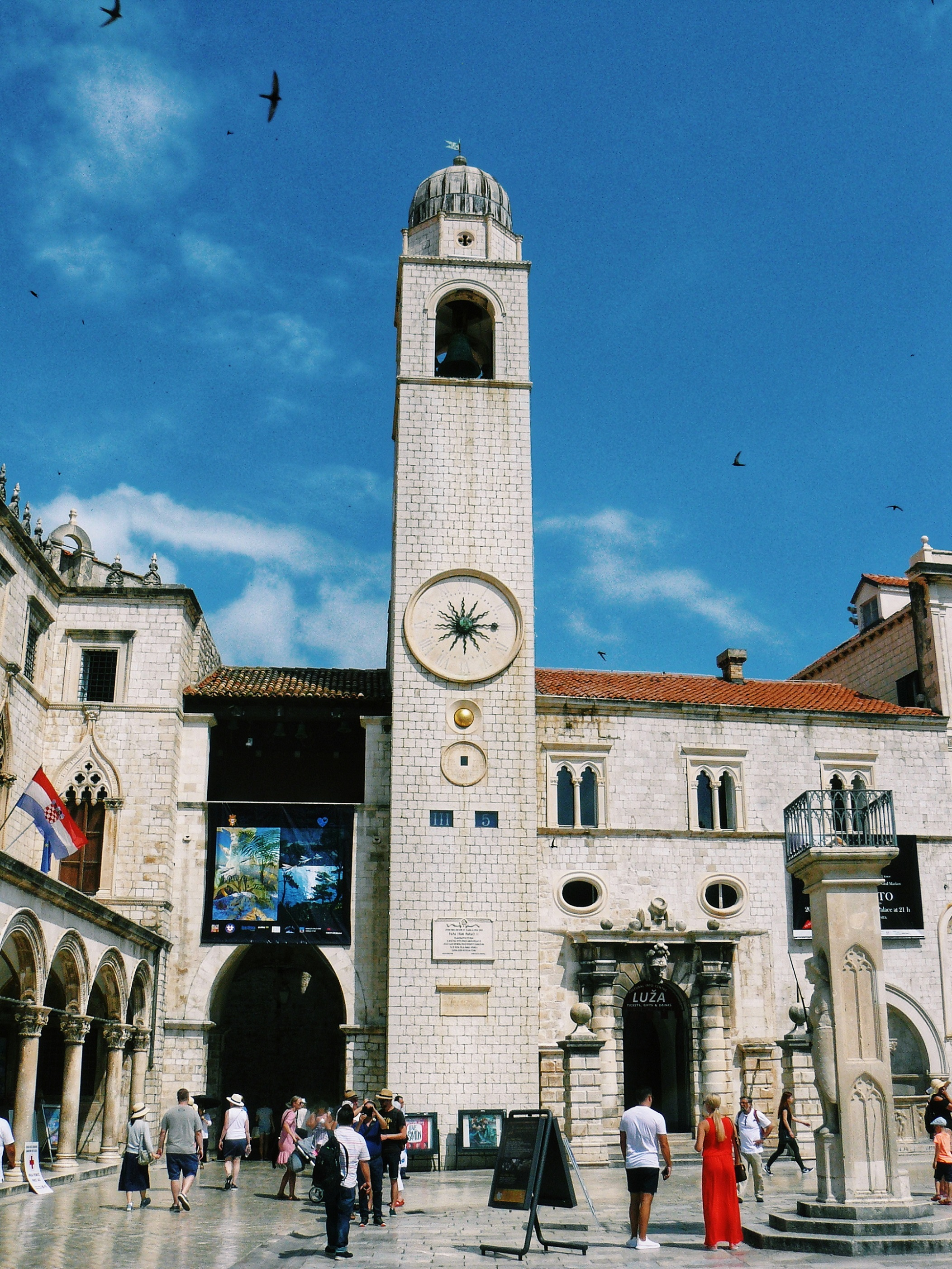Outlandish blog travel Dubrovnik Croatia holiday what to do