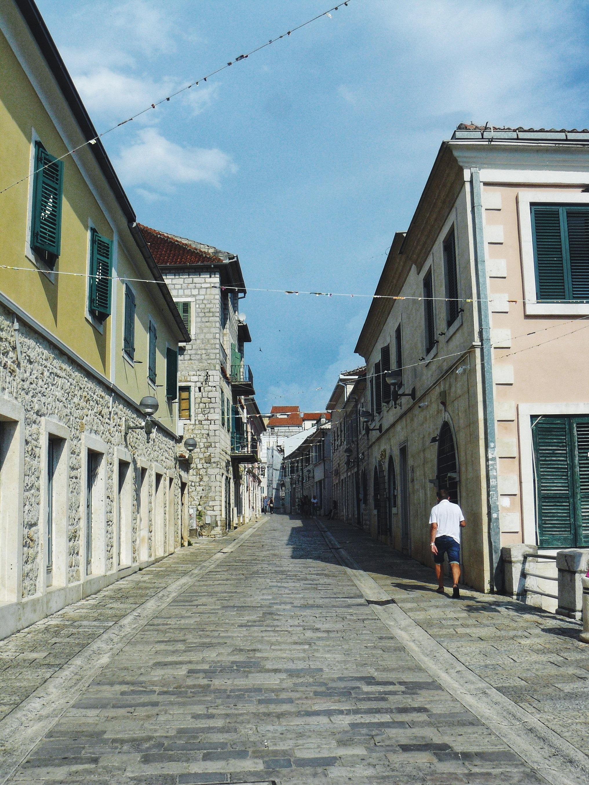 Outlandish blog travel holiday Montenegro beach road trip