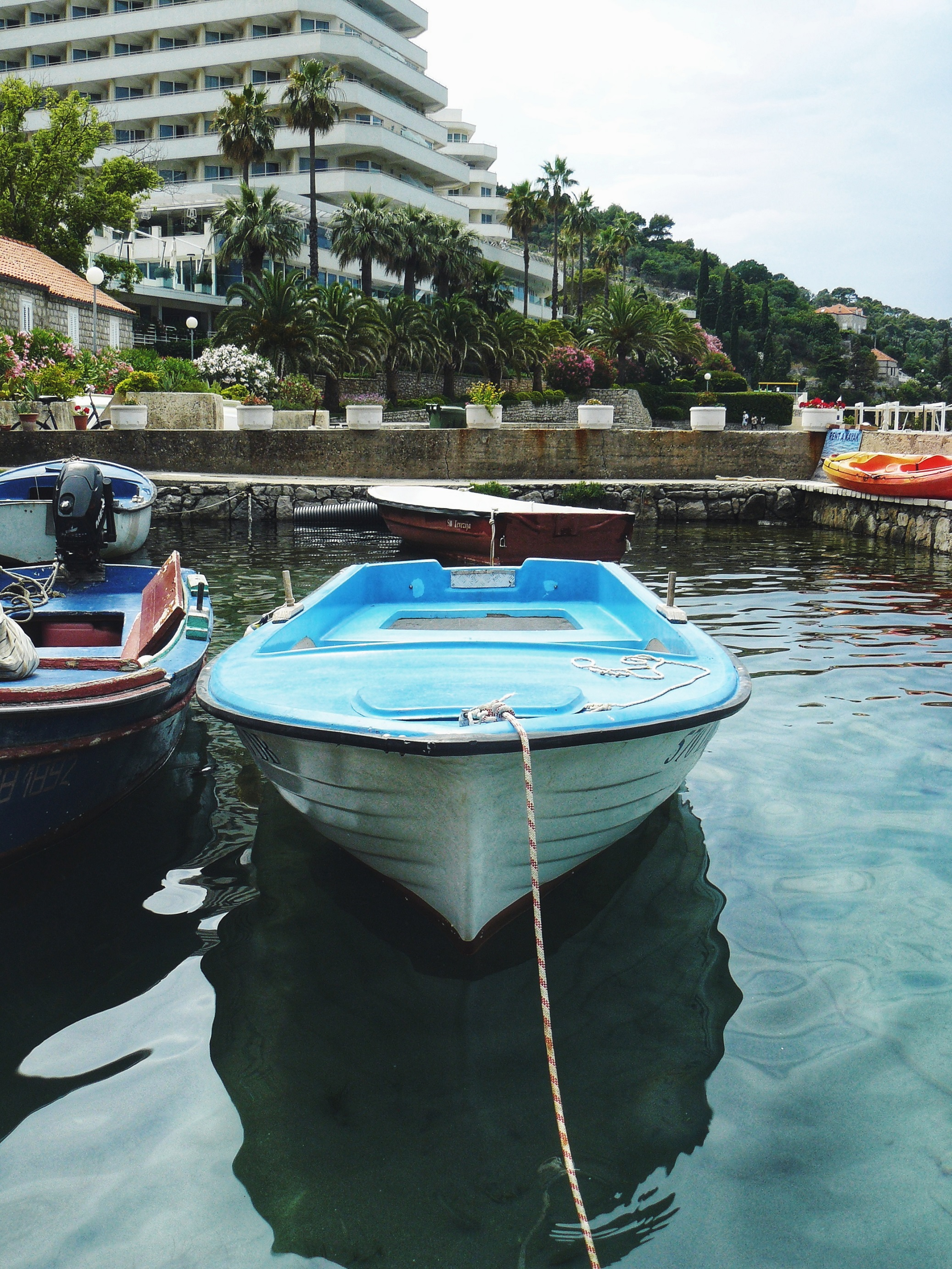 Outlandish blog travel Croatia Elafiti Islands cruise adventure