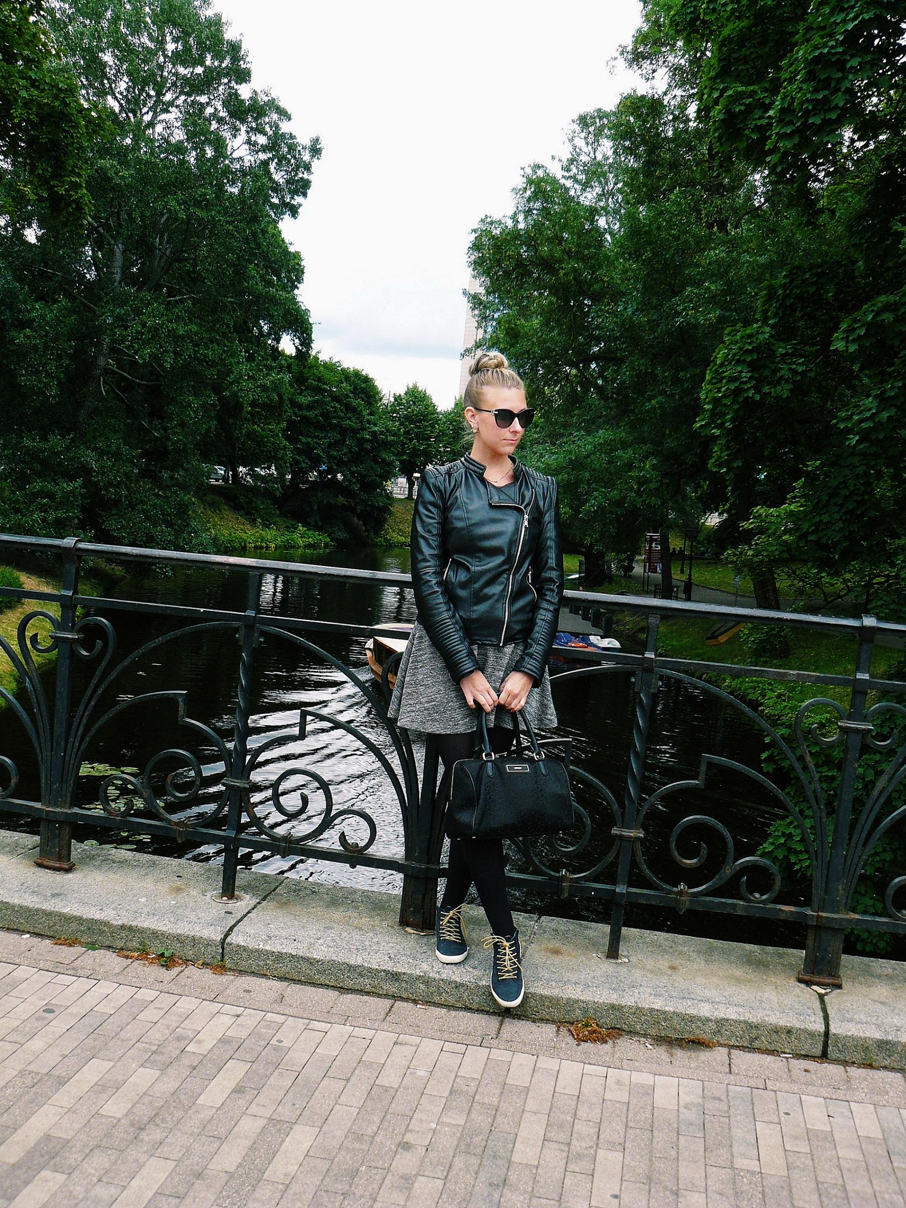 Outlandish blog travel Riga Latvia Midsummer stories what I wore