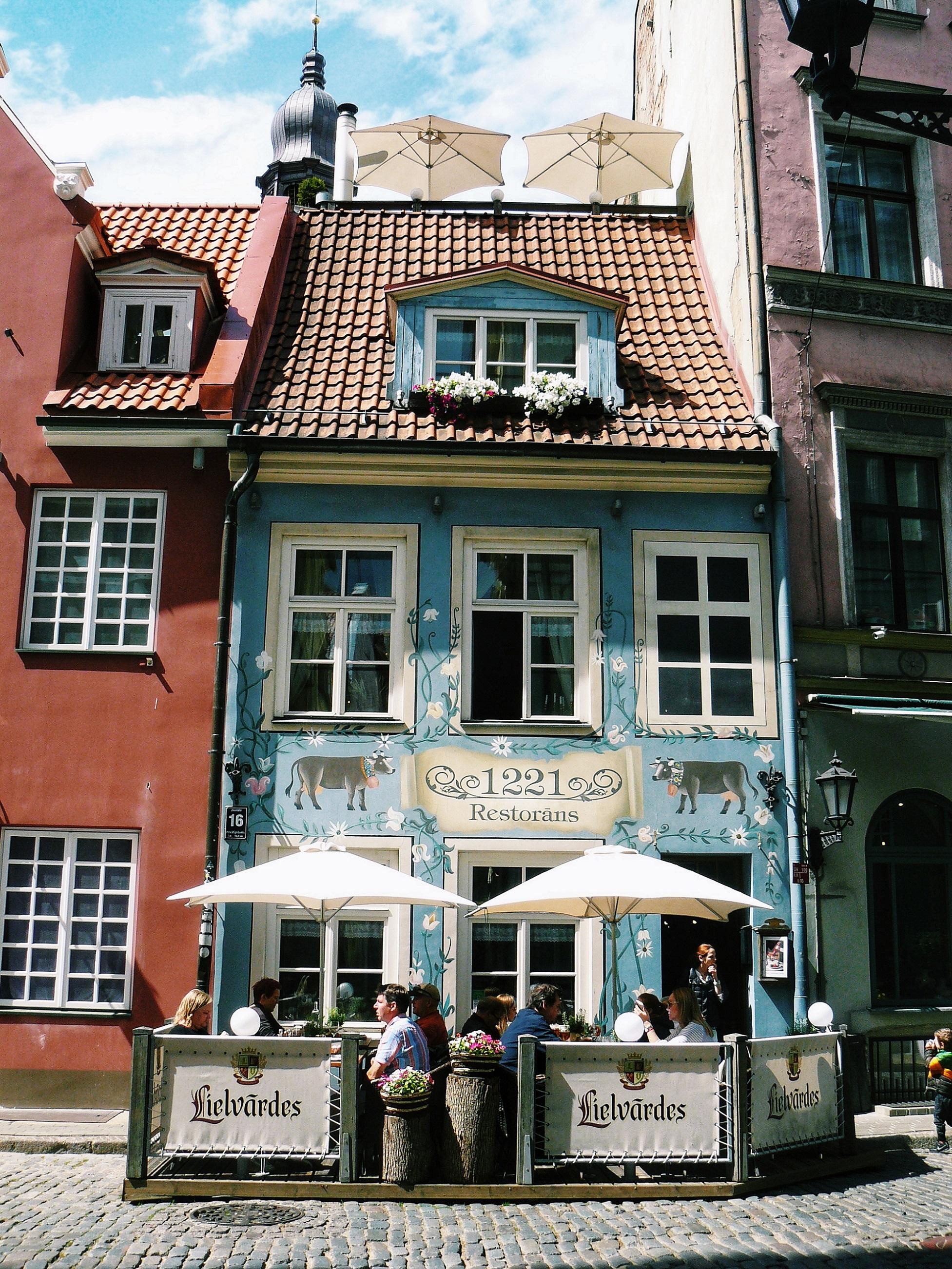 Outlandish blog travel Riga Latvia Midsummer stories