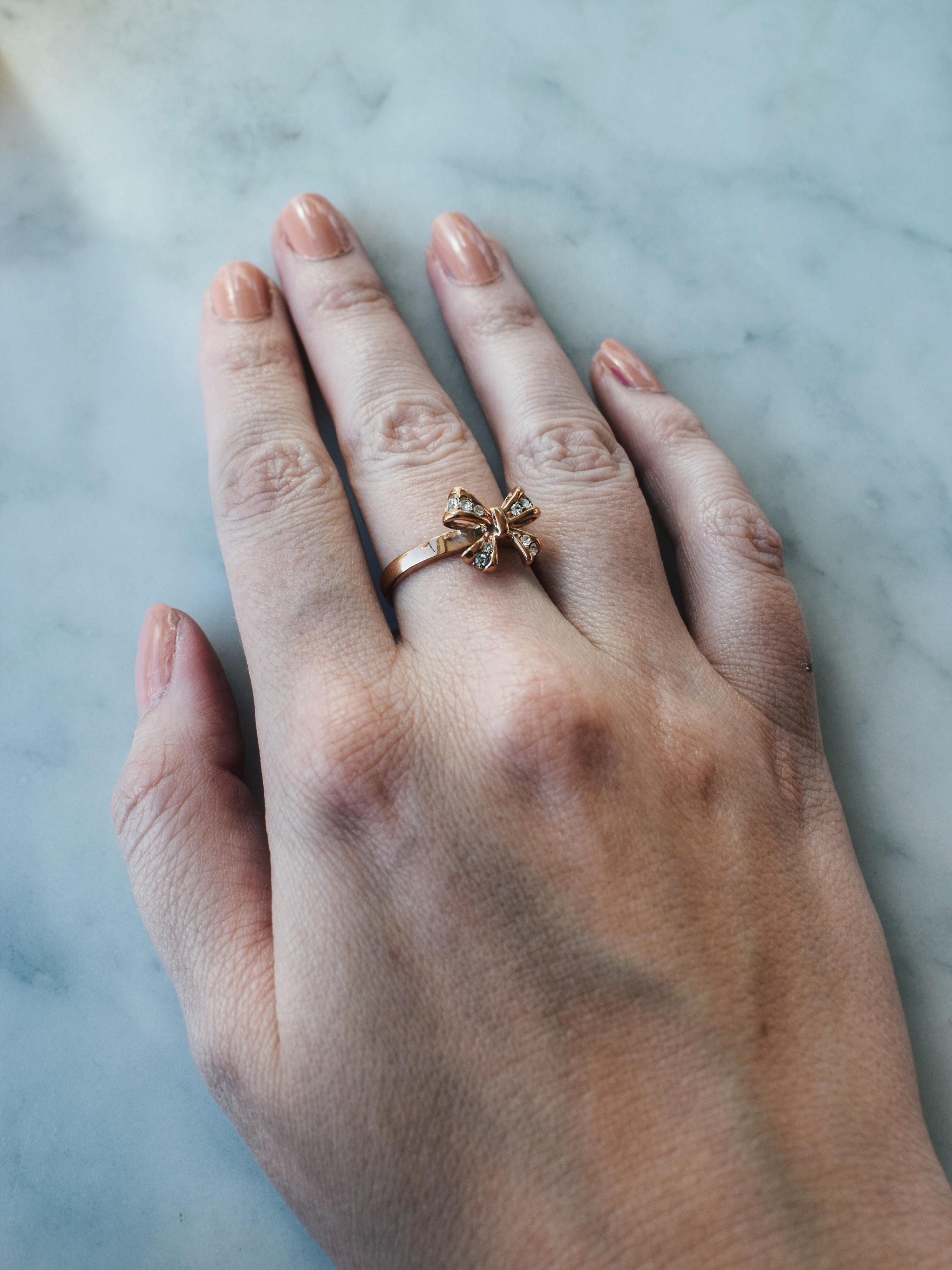 Outlandosh blog style essentials jewelry edition model ring
