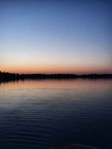 Outlandish blog Apart Missing Someone Sunset