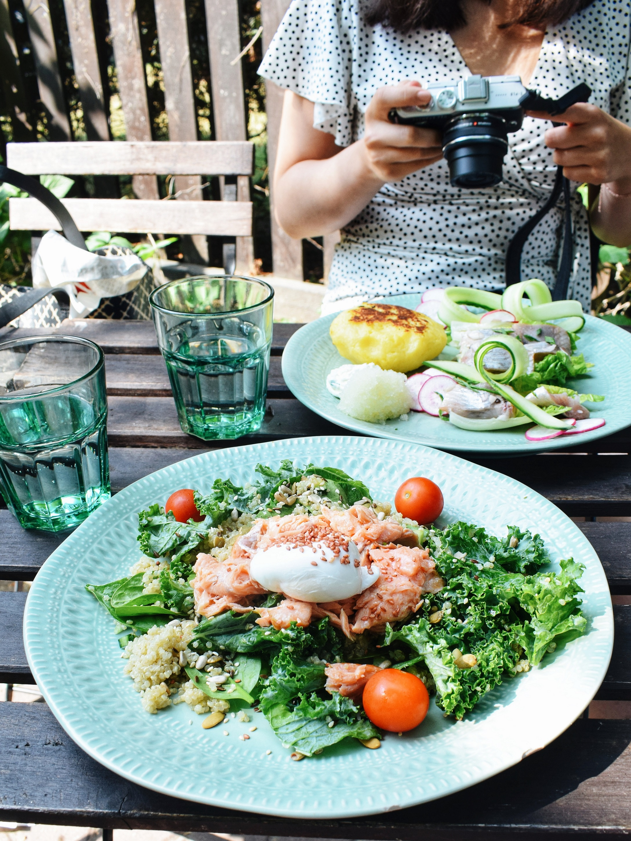 Outlandish blog relationship food photography challenge favourite restaurant Tallinn Estonia