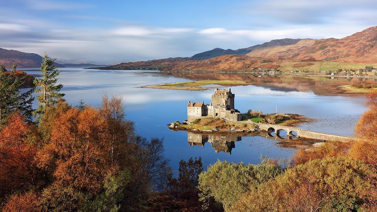 Outlandish blog autumn travel destinations Scotland