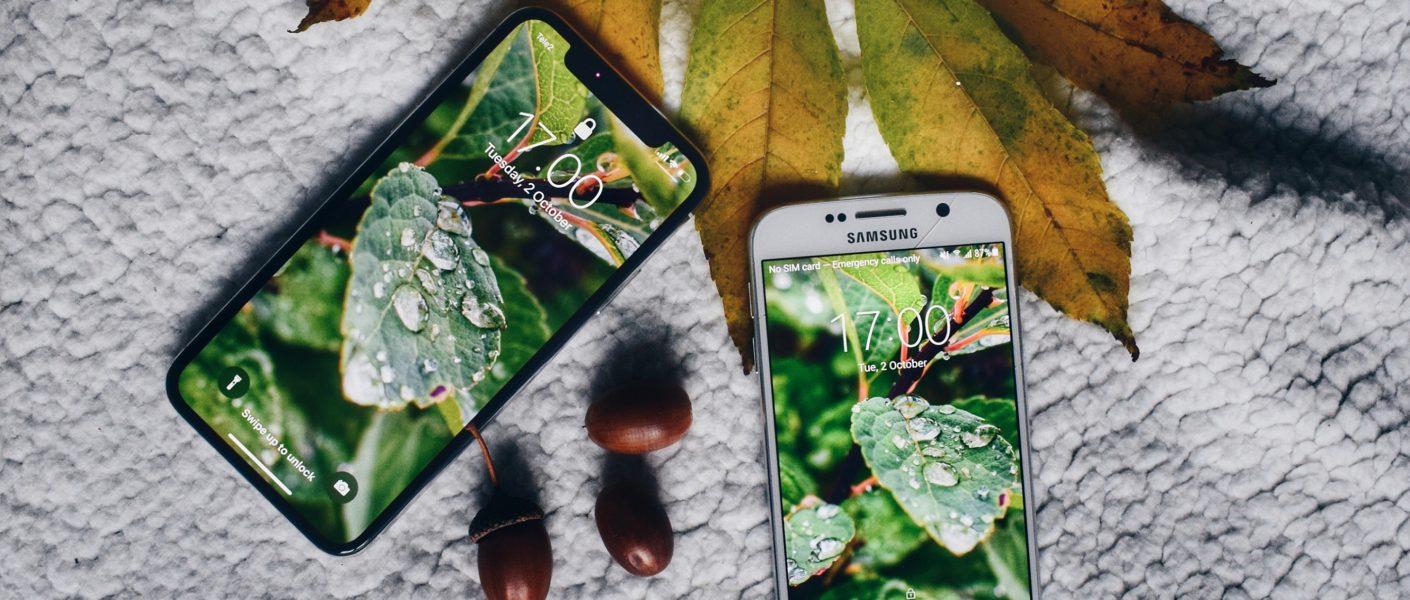 Outlandish blog iphone versus samsung blogger opinion winner