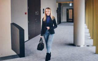 photography challenge how to style ruched boots