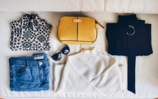 hand luggage essentials weekend London