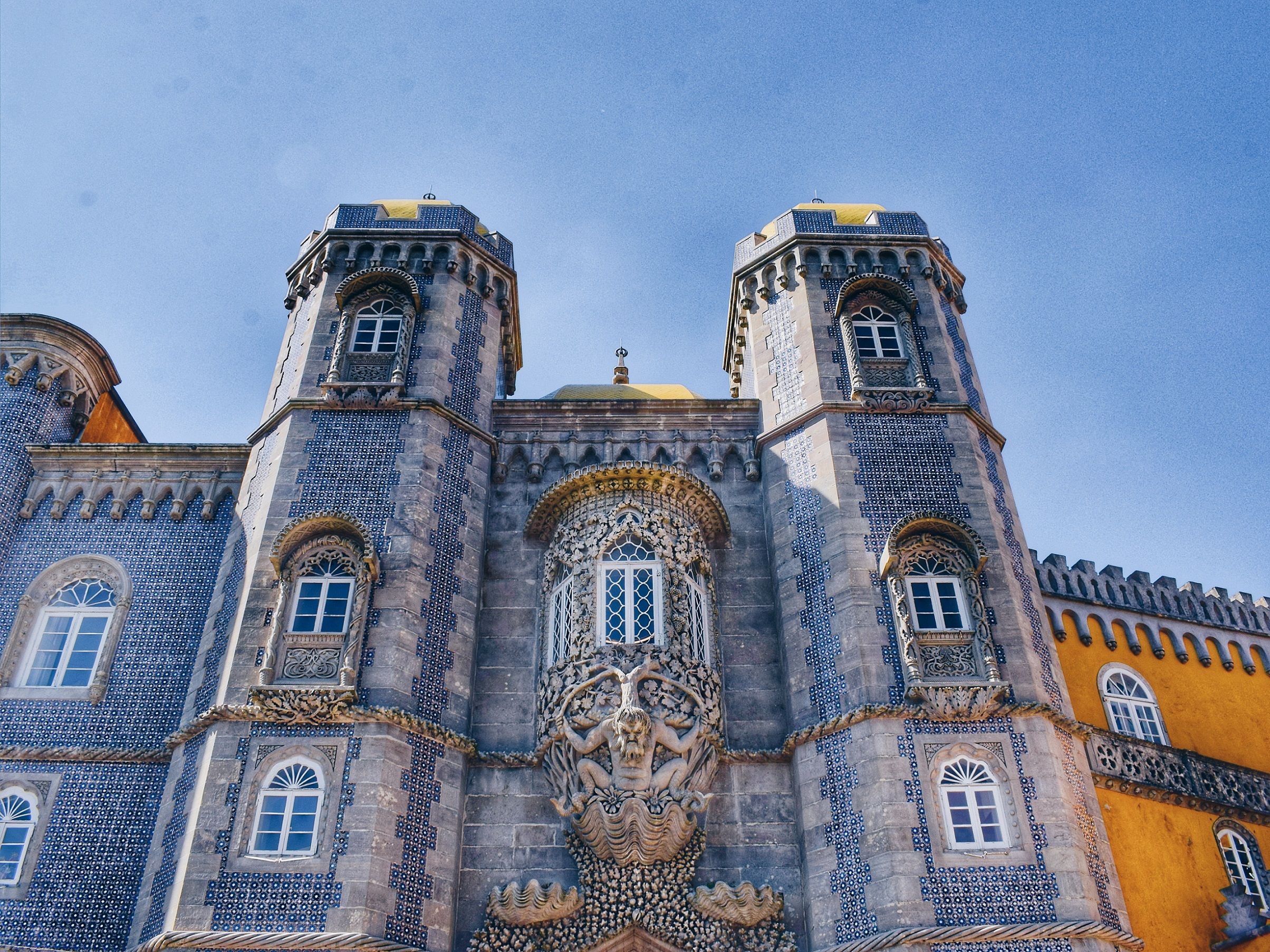 Sintra National Palace of Pena
