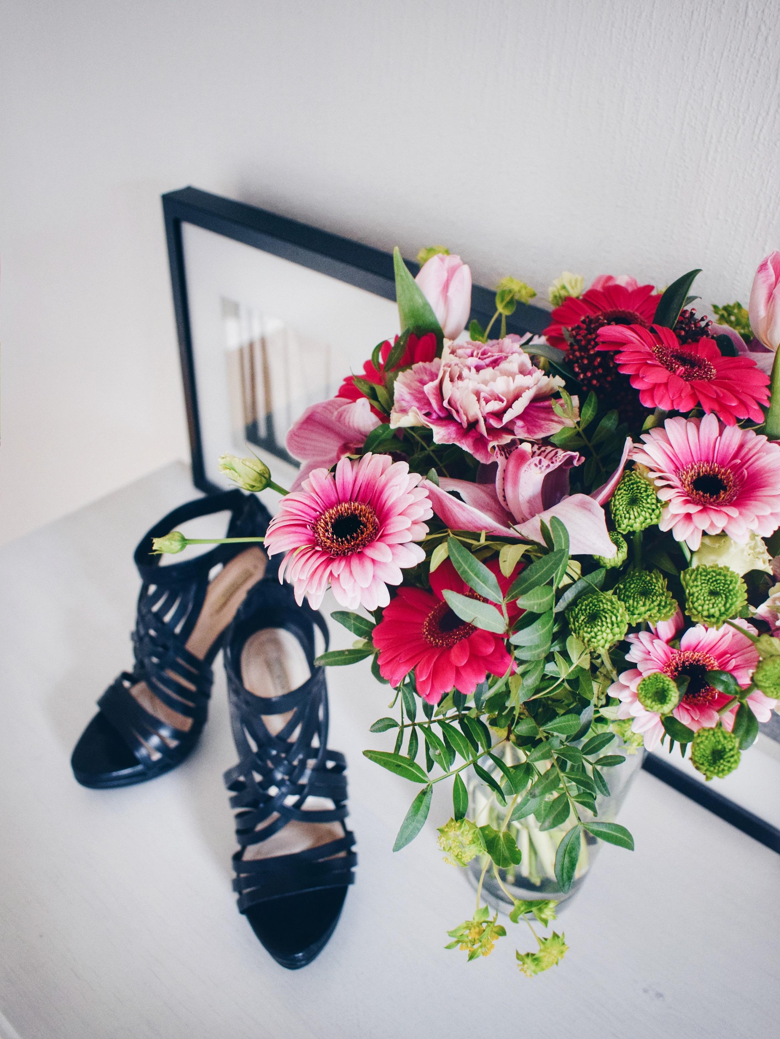 spring trend statement high heels