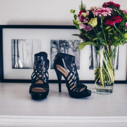 spring trend platfrom high heels