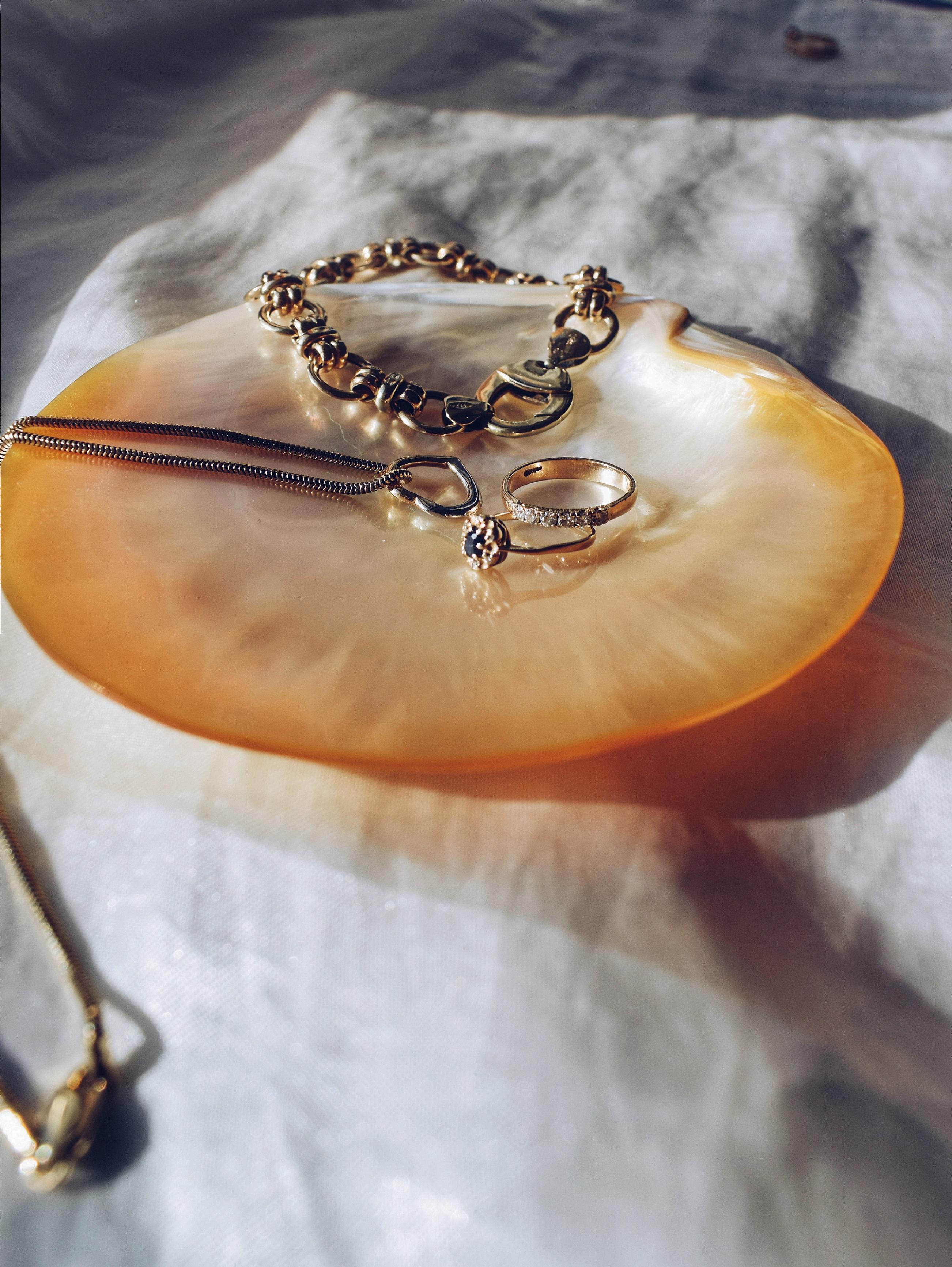 tutorial clean custom jewelry