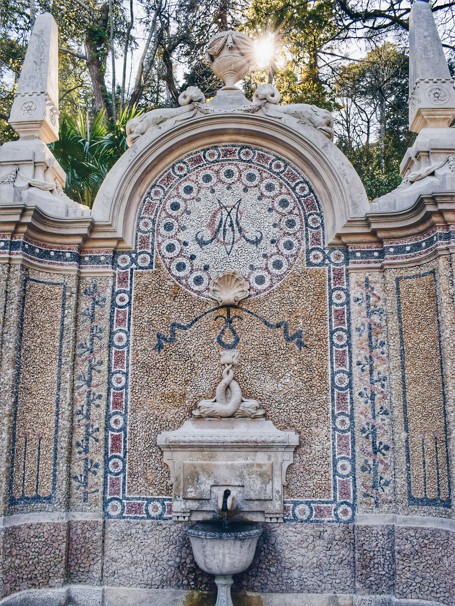 Sintra Quinta de Regaleira