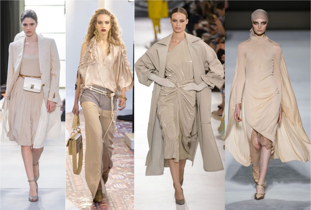 Beige Dress Picture Collection: How To Wear The Head-To-Toe Neutral Trend