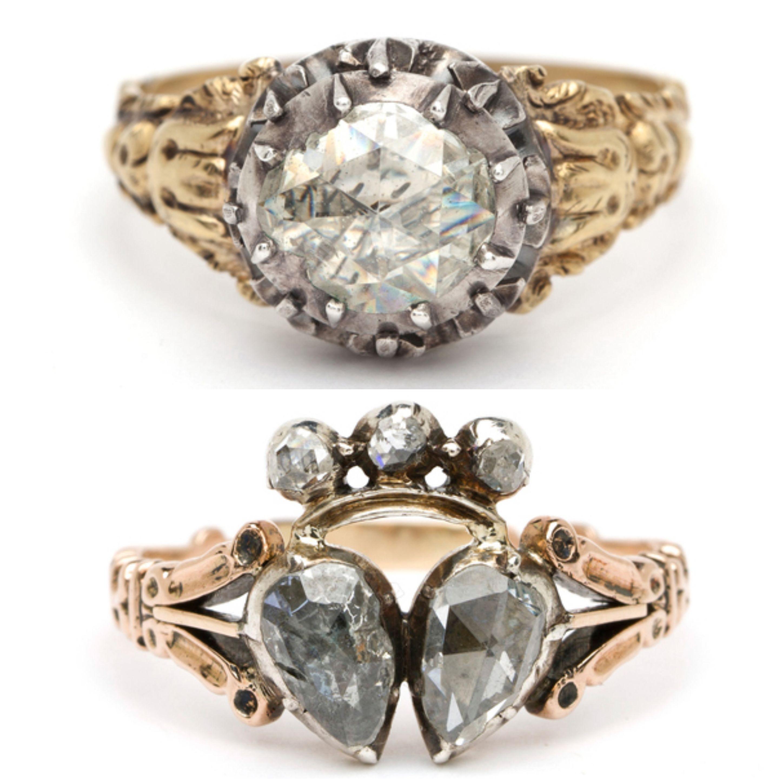 Trendiest vintage Engagement Rings