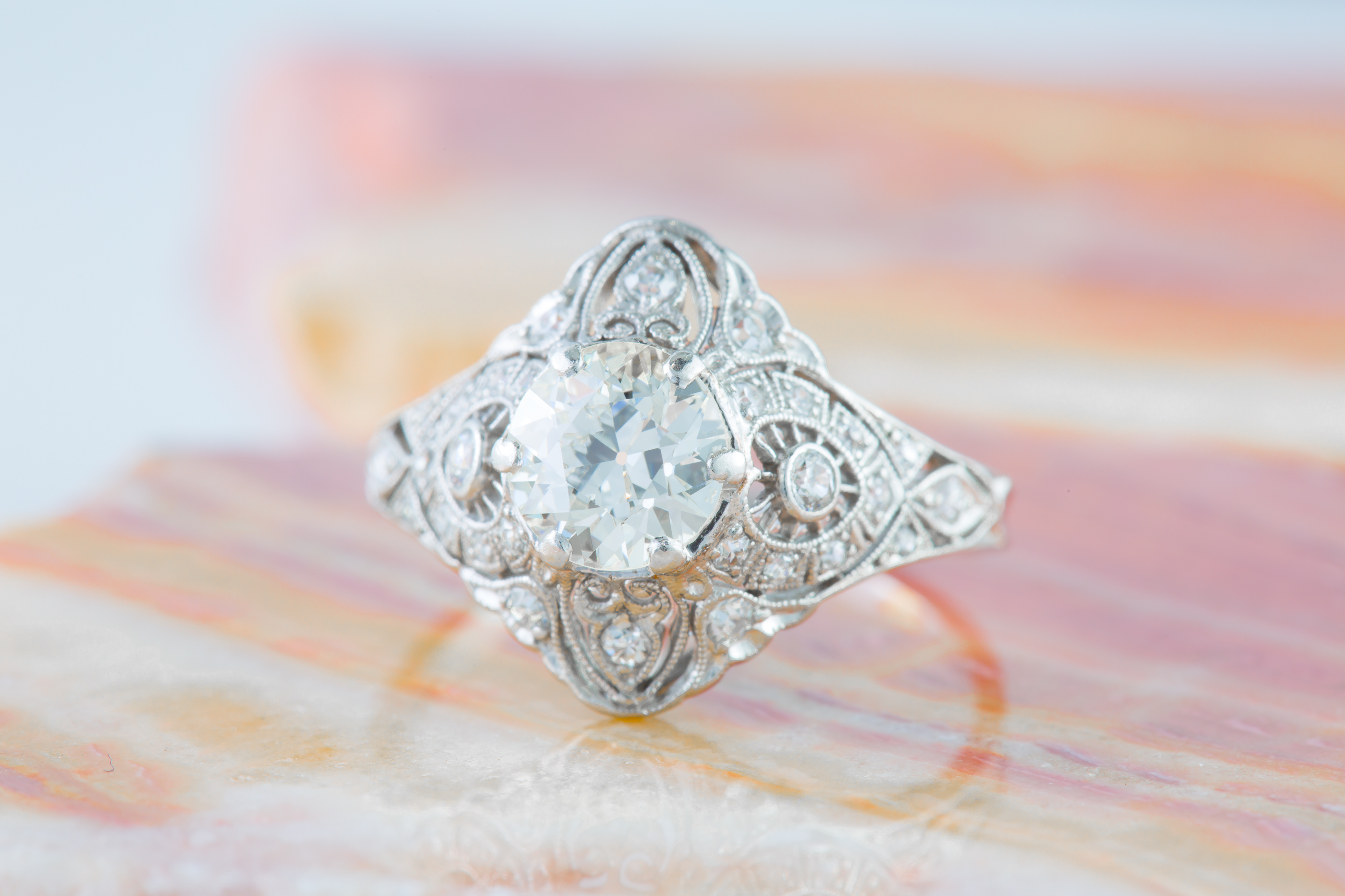 Trendiest vintage Engagement Rings