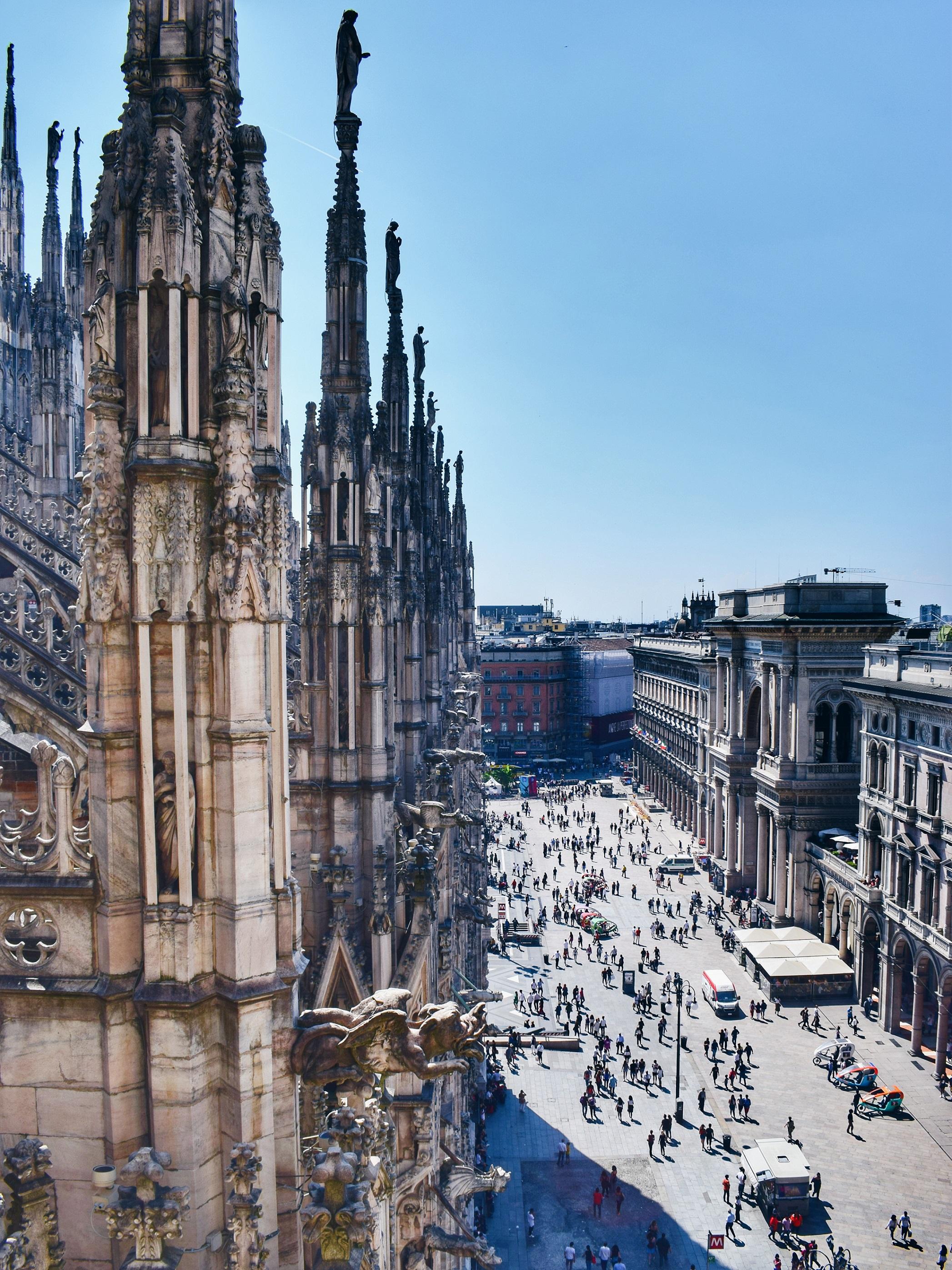 Photo Diary Weekend In Milan