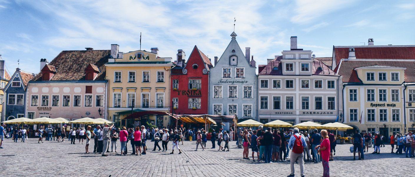 City to Visit Tallinn Estonia