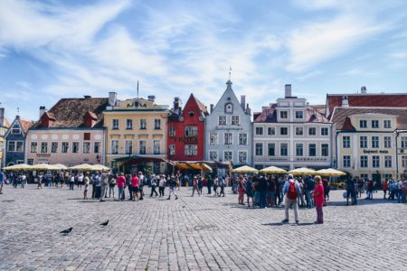 City to Visit Tallinn Estonia