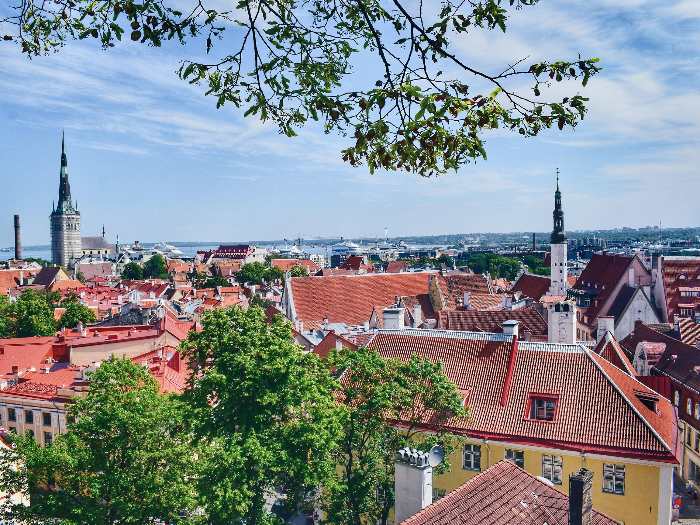 Country to Visit Tallinn Estonia