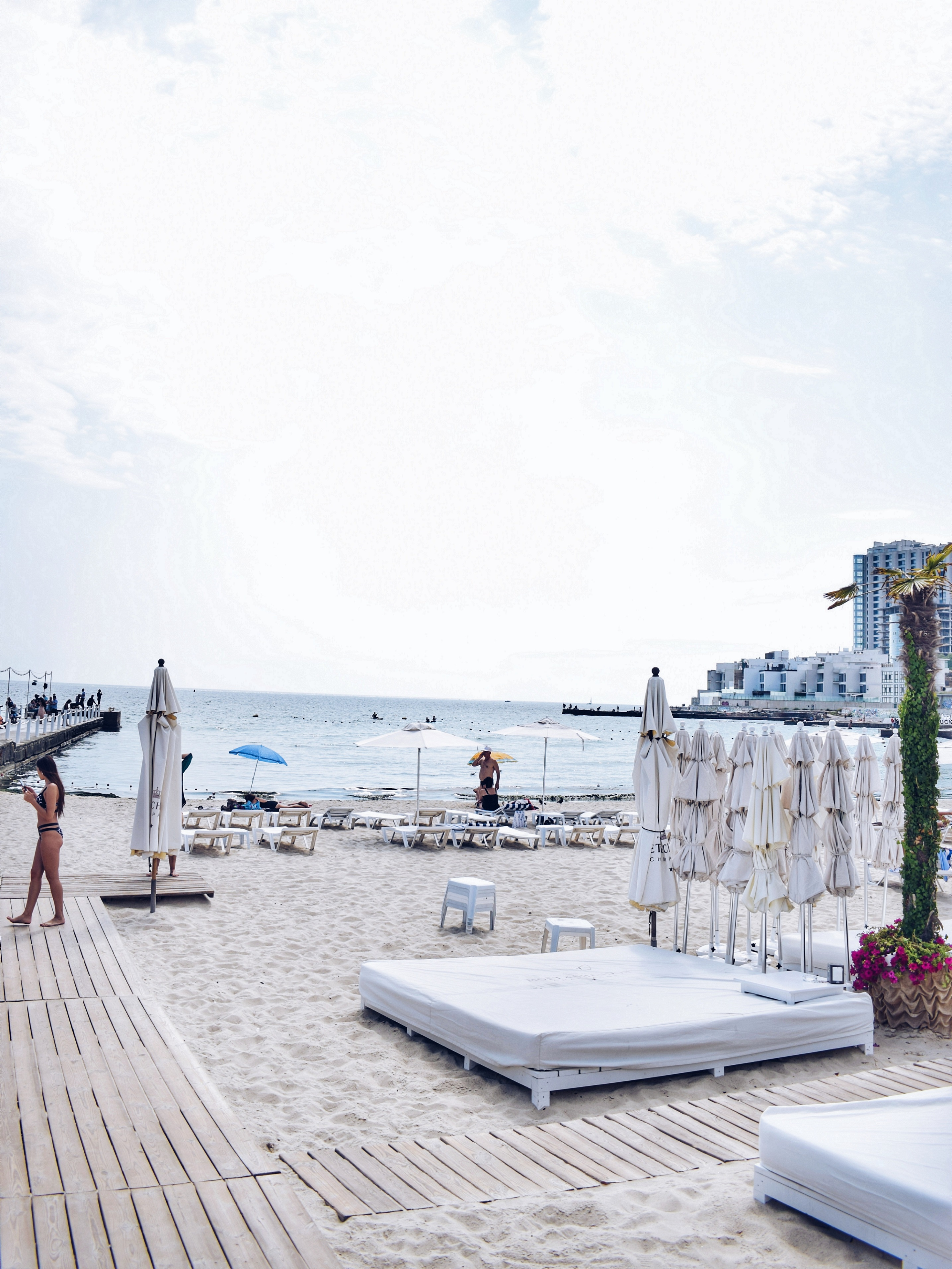 Beach Holiday in Incredible Odessa